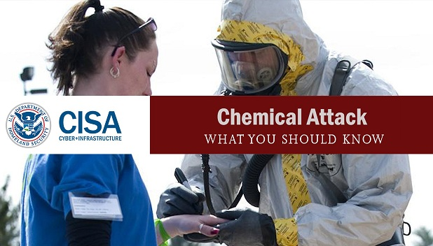 CHEMICAL ATTACK – WHAT YOU SHOULD KNOW
